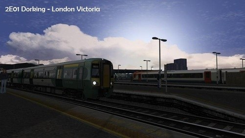 TH_2E01 Dorking - London Victoria