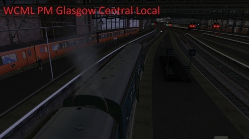 WCML PM Glasgow Central Local