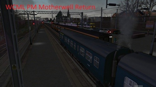 WCML PM Motherwell Return