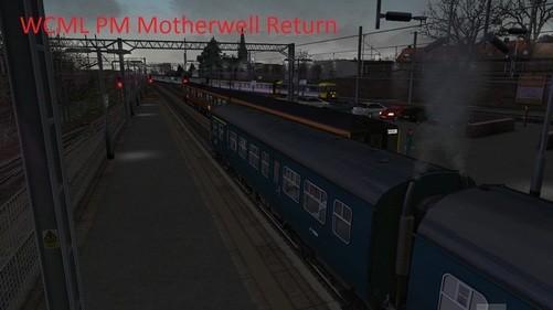 WCML PM Motherwell Return