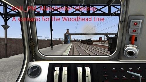 Woodhead Line Manchester-Glossop