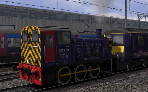 Image showing Class 03 FCC 'Clive'.