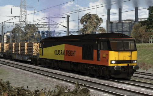 Image showing Class 60 'Colas Rail'.