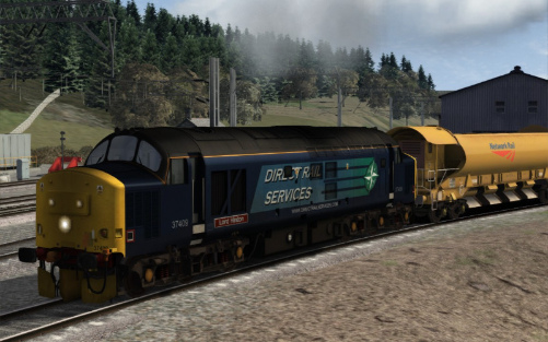 Image showing Class 37 'DRS 37409'.