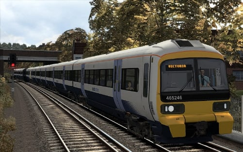 Train Simulator Class 465