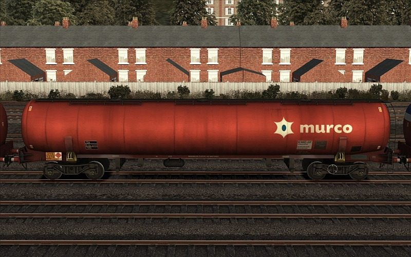 Image showing screenshot of a free repaint of an item of rolling stock included with the Freightliner Class 70 Loco Add-On DLC