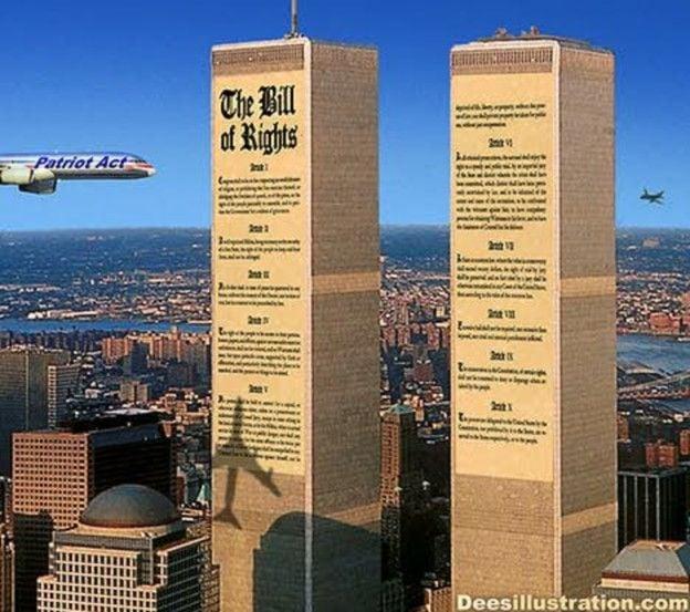 Dees 9/11 BoR