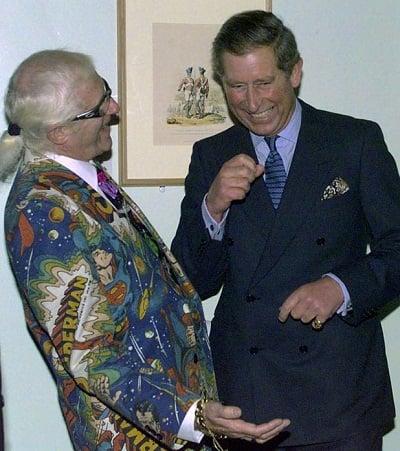 Image result for savile and prince charles