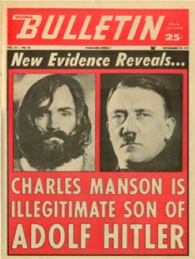 Charles Manson - Not Guilty!?