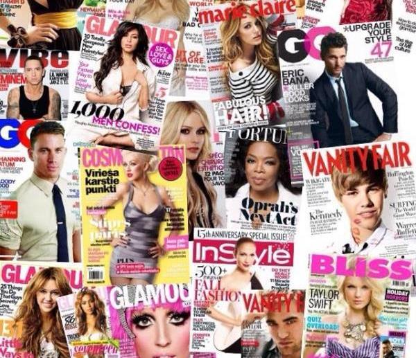 manson Celeb Magazines