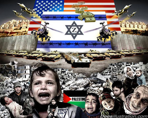 099 Dees Palestine suffering