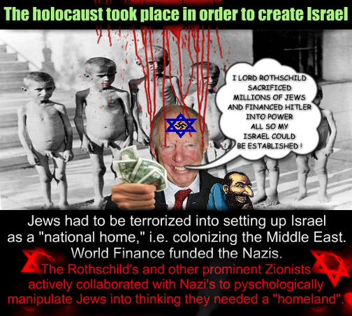 099 holocaust created israel