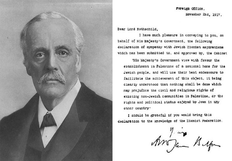 099 Balfour declaration