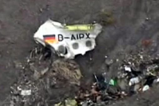 001 germanwings wreck registration