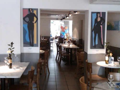 Art Shows Pizza Express Sopranos Oddballs Oxmarket