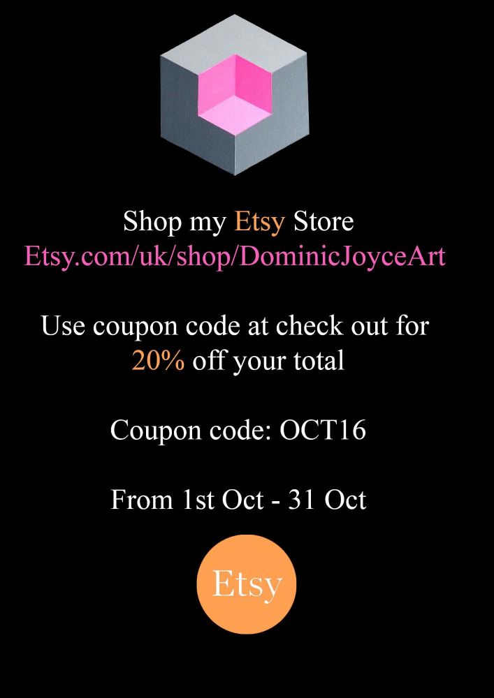 etsy coupon poster