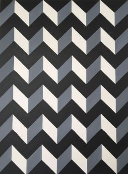 Original Geometric Canvas Paintings - XL