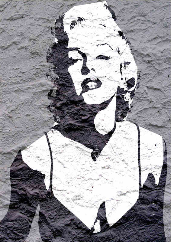 Print_marilyn_graffiti