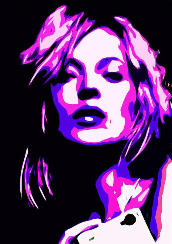 Print_Kate Moss