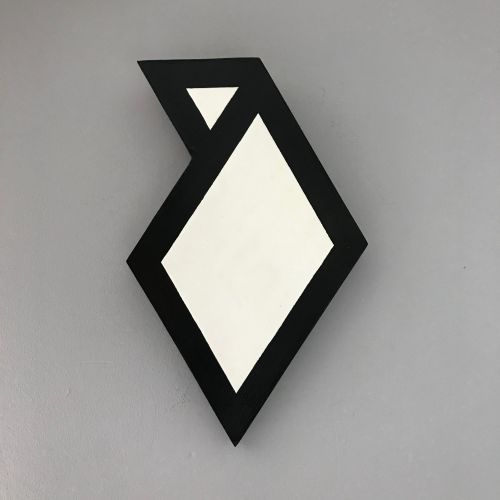 Original Modern Geometric Painting