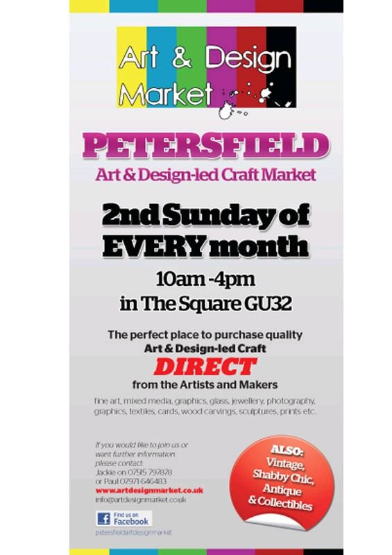 petersfield art poster