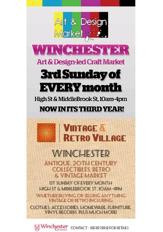 winchester art poster