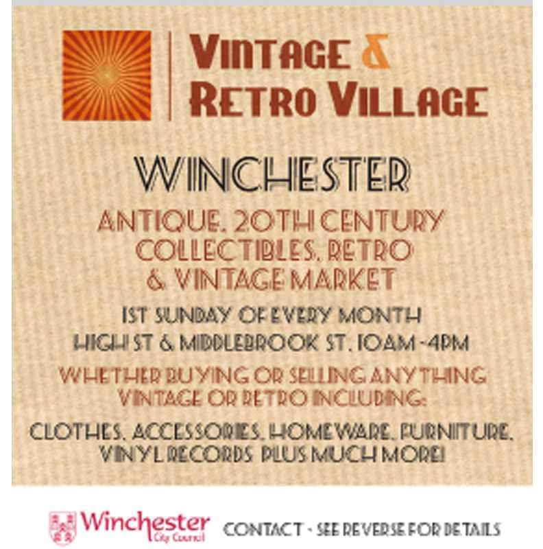 winchester retro