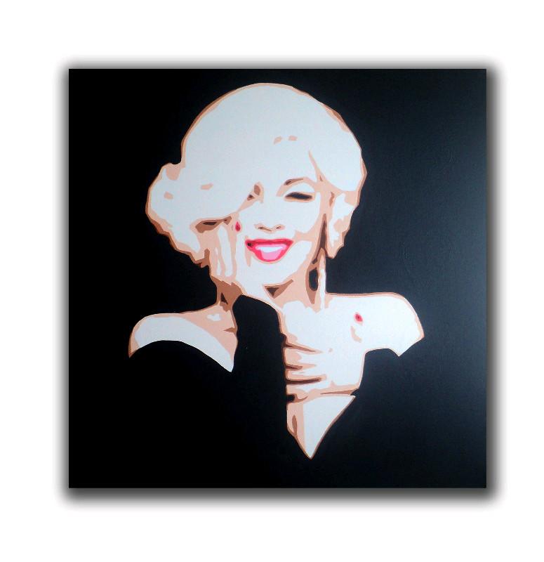 marilyn monroe pop art 1