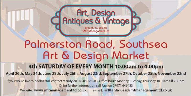 southsea art market