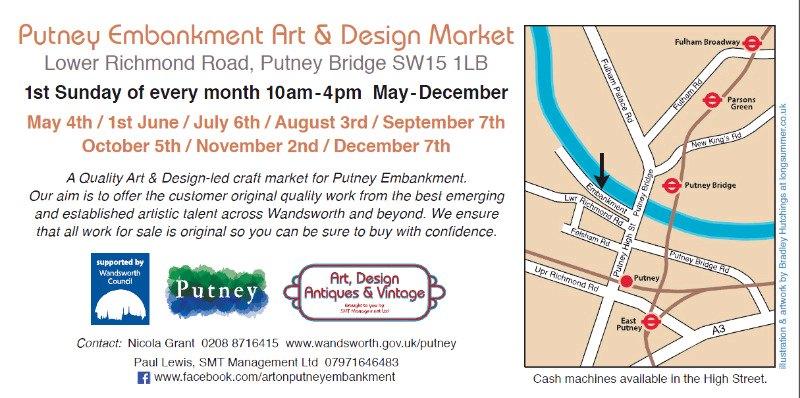 putney art market