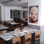Monroe at Pizza Express