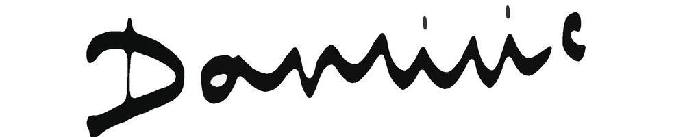 dominicjoyce, site logo.