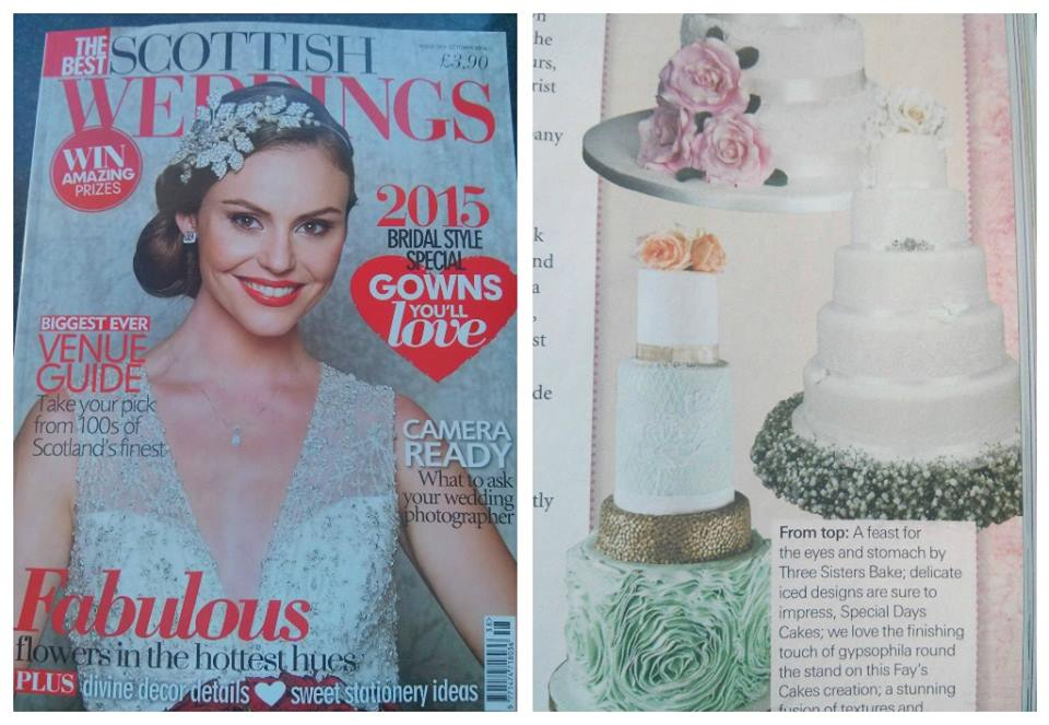 Scottish wedding Magazine