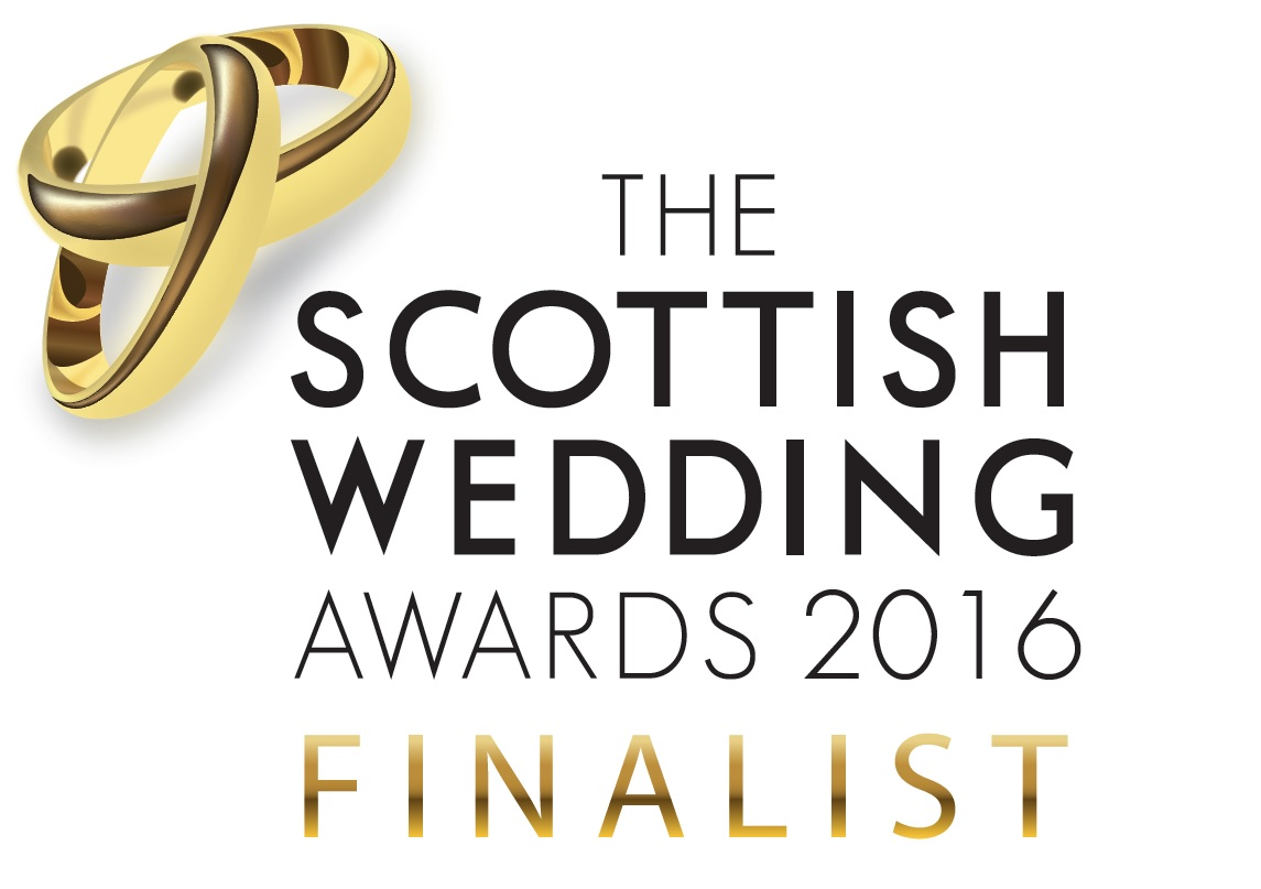 the scottish wedding awards 2016 -finalist e-badge