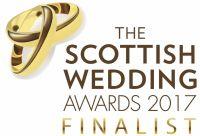 Finalist Logo - The 5th Scottish Wedding Awards 2017