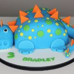 Blue Baby Dino From £75