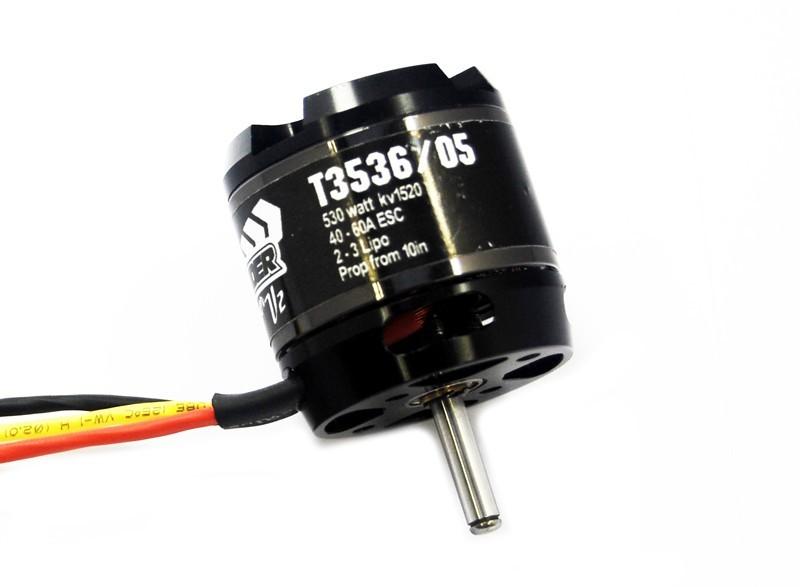 3536/05 - Tornado Thumper 1500 kc Motor