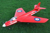 Red Arrow Hawker Hunter 2
