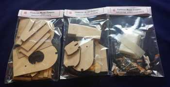 Akrostar Accessories packs