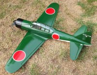 CA30 - Fun Fighter Zero Electric Kit