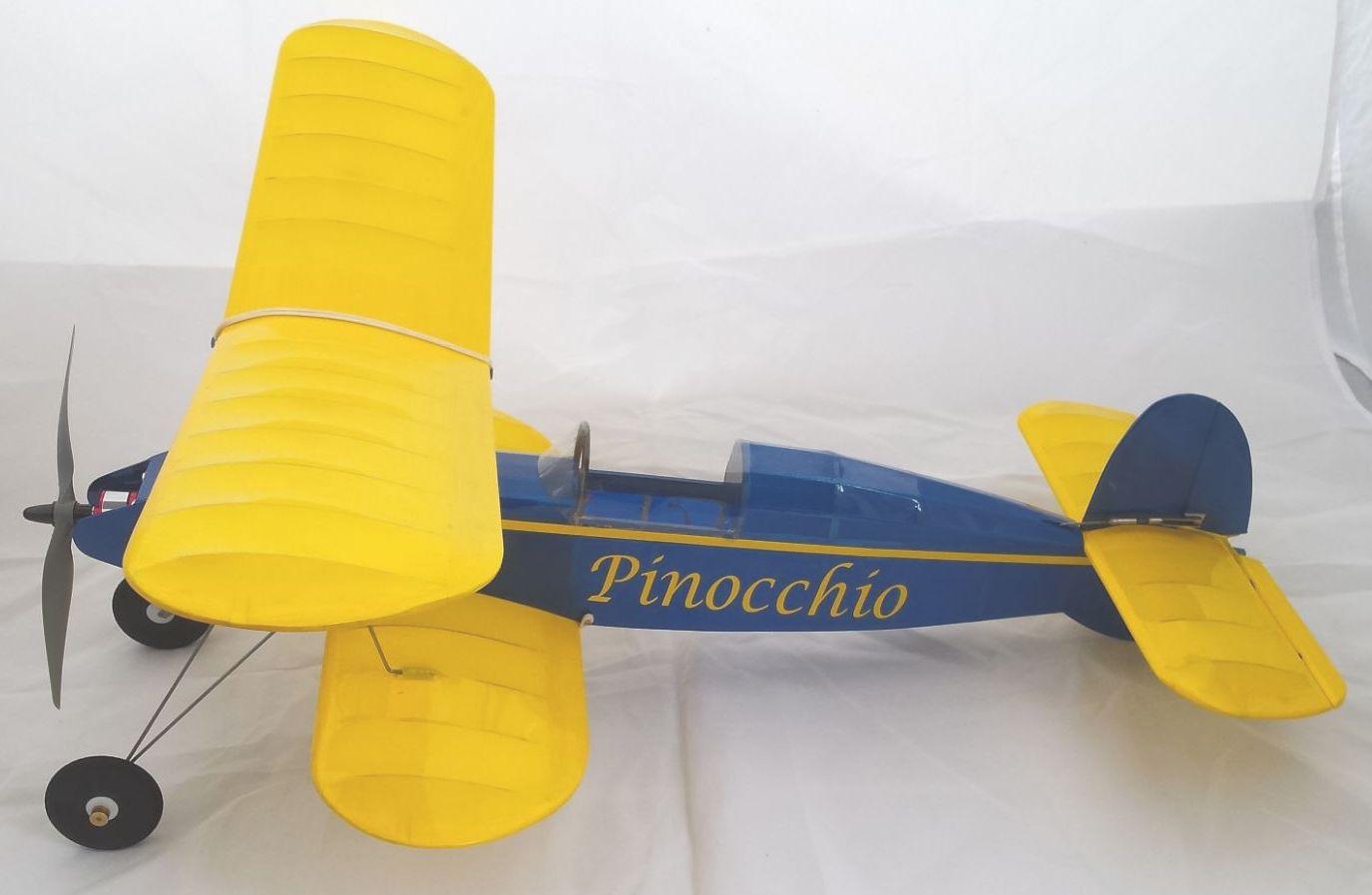 CV01- Pinocchio