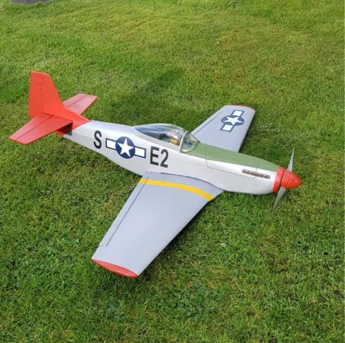 CA03 - Funfighter P51 Mustang IC Kit