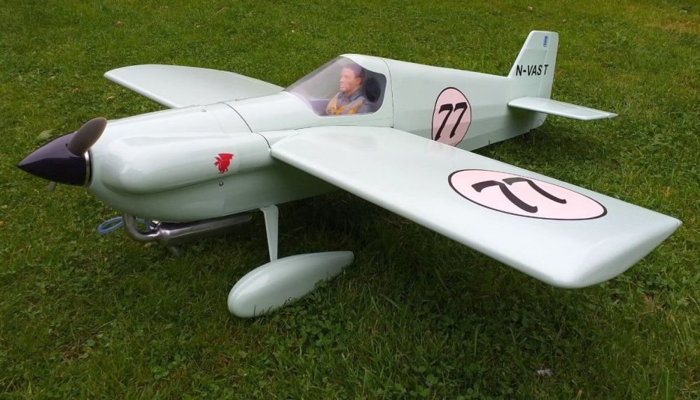 CA20 - Airmark Cassutt IIIM