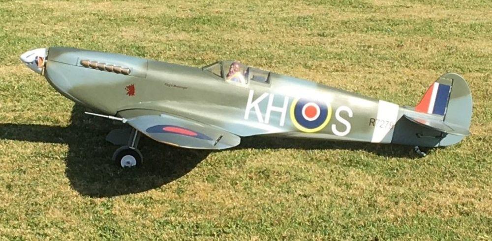 CA14 Spitfire Mk IX kit