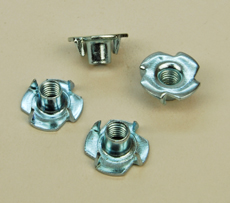 MA2143 M6 Steel T Nuts ( Captive Nuts)