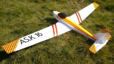 CA25 - Schleicher AS.K 16