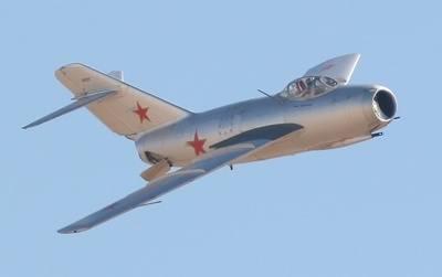 CA51 - MiG 15 bis