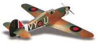 CA09 - Fun Fighter Hurricane Electric Kit