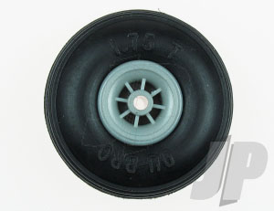 5513616 DB300T Treaded Low Bounce Wheels 3.0ins