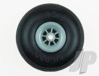 5513615 DB275T Treaded Low Bounce Wheels 2 3/4ins